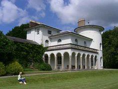 John Nash. Cronkhill. Shropshire. 1802 #architecture