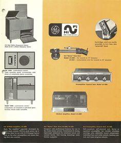 General Electric Hi-Fi