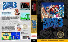 Nr 3 - Super Mario Bros 3, by RLA