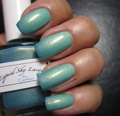 Liquid Sky Lacquer Blue Daiquiri