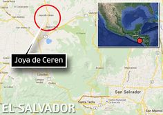 Joya de Cerén, which translates to the Jewel of Cerén in Spanish, is an site in El Salvador to the north west of San Salvador