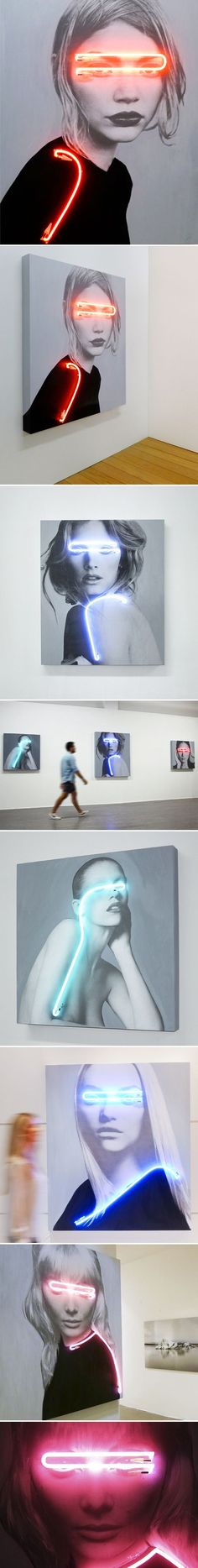 curated contemporary art  /// javier martin - http://centophobe.com/curated-contemporary-art-javier-martin/ -