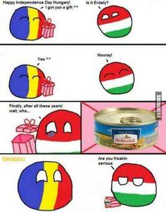 La multi ani Ungaria!