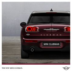 With four doors, five seats and its signature rear split doors, the #MINI #Clubman is roomier and more refined than ever.