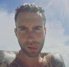 """318 Likes, 6 Comments - Adam Levine (@adamlevinedd) on Instagram: """"Fresh. #adamlevine #maroon5 #marooners #teamadam #pics #likeonlike #likes #likelikelike #instalike…"""""""