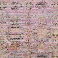 "Aura Silk Rug - 11'11""x14'11"" #handmade #exclusive"