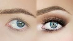 Makeup for hooded eyes. ! Wow. Love this -Stephanie Lange - YouTube