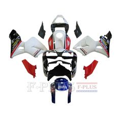 Aftermarket Fairings For Honda CBR600RR 05-06 Lee-Domino ABS Kits 2005 2006