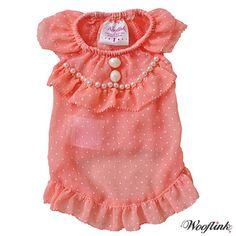 Wooflink Baby Doll Peach