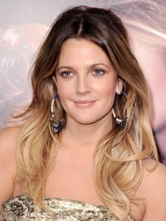 Drew Barrymore Hairstyles - August 23, 2010 - DailyMakeover.com