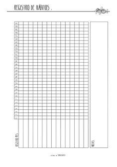 Bullet Journal School, Bullet Journal Inspiration, Planner Inserts, Planner Pages, Printable Planner, Printables, Bujo, Organization Bullet Journal, School Notebooks