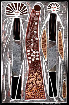 Aboriginal Painting, Aboriginal Artists, Aboriginal People, Dot Painting, Aboriginal Flag, Aboriginal Patterns, Aboriginal Dreamtime, Encaustic Painting, Indigenous Australian Art