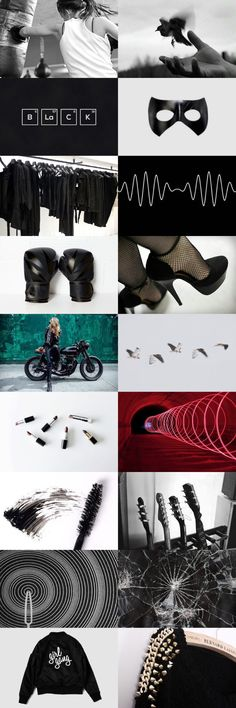 DC aesthetics: Black Canary