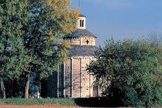 Parco del Romanico - museo diffuso nei pressi di Bergamo, che comprende i paesi di Almenno, Barzana, Brembate Sopra, Palazzago e Roncola San Bernardo - Bergamo (italia)