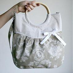 Layla (šedá, baroková) Bags, Fashion, Handbags, Moda, Fashion Styles, Fashion Illustrations, Bag, Totes, Hand Bags