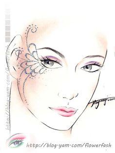 紙妝設計/widding (進階高級課程)