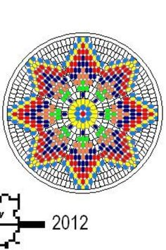 how to make native american seed bead medallions Native American Seed, Native American Patterns, Native American Crafts, Native American Beadwork, Indian Beadwork, Native Beadwork, Loom Patterns, Beading Patterns, Bag Crochet