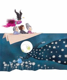 NÚRIA FEIJOÓ il·lustració Children's Book Illustration, Book Illustrations, Childrens Books, Kids Rugs, Creative, Bella, Home Decor, Illustrations, Artists