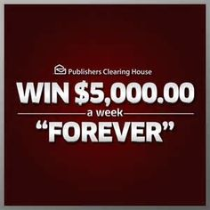 Image result for PCH 5 000 Wk Forever 5419367602 in 2019