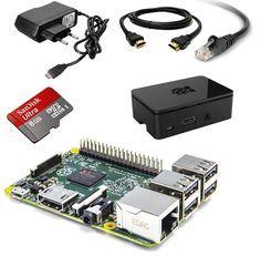Projet complet vous permettant de construire un dashboard domestique avec un Raspberry Pi.