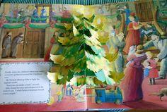 La veille de Noël Pop-Up Book par TheMadSeaParty sur Etsy