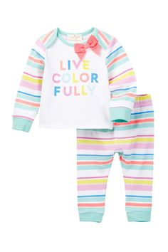 kate spade new york - Live Colorfully 2-Piece Set (Baby Girls) is now 50% off. Free Shipping on orders over $100.