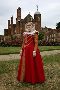 A lovely reproduction - Bess Chilver, Kentwell