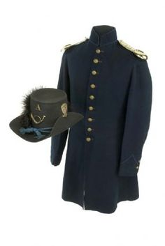 In 1855 Secretary of War Jefferson Davis was instrumental in the creation of two regiments of cavalry. It was recommended that the cavalry have a distinctive hat; it is sometimes called the Jeff Davis hat. It also was referred to as the Hardee hat, after William Joseph Hardee, an officer of the 2nd Cavalry. Ironically, while the hat would become part of the dress uniform of the Union, Davis and Hardee would go on to serve the Confederacy as President and Lieutenant General respectively.