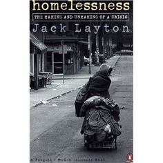 The book that made me decide to go into public service.  RIP Jack Layton, the world is a better place because you were here.