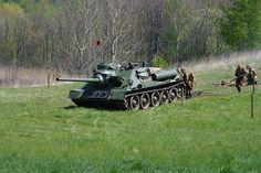 Tanque, Exército, Guerra, Luta