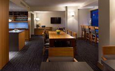 The Regency Club Lounge located in the Hyatt Regency Vancouver by Hyatt Vancouver, via Flickr