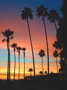Coronado, California.  Home sweet home -- at least in my heart!