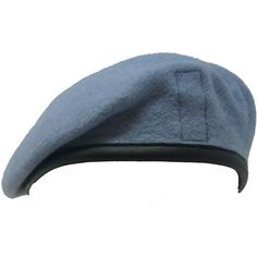 Highlander Beret Wool Military Breathable Army Tactical Black
