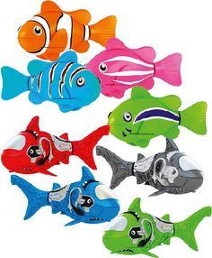 Robo Fish Robo Fish, Toy Sale, Yoshi, Sonic The Hedgehog, Xmas, Cute, Character, Christmas, Kawaii