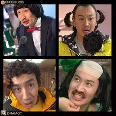 Lee Kwang Soo, our giraffe :) What hilarious hairstyles! Running Man Funny, Running Man Song, Running Man Korean, Korean Tv Shows, Korean Variety Shows, Korean Celebrities, Korean Actors, Lee Kwangsoo, I Love Mondays