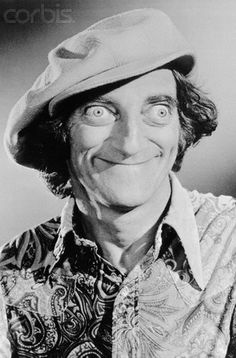 Actor Marty Feldman