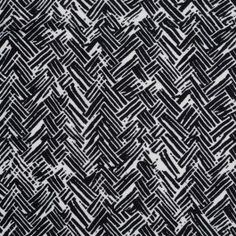 Tribal prints have been a major phenomenon in the fashion industry and across the runway over the past decade. Here we have a fun, light-weight, cotton-viscose jersey in a bold, black and white tribal print. This material has a nice, two-way stretch, is amazingly smooth and soft, is semi-sheer, and has a phenomenal drape. Make this stylish print into audacious leggings, loud tops, and slinky dresses.