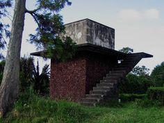 Depósito de água - Gorreana, S. Miguel, Açores