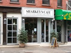 Sharkey's Cafe and other exciting, new restaurants in Chinatown and Little Italy http://www.ahoynewyorkfoodtours.com/?p=1423