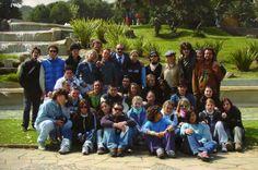 """7.4.2003 Visita di istruzione all'estero, cl. 5° corso sperimentale """"Michelangelo"""" Istituto Statale d'Arte """"Stagio Stagi"""" di Pietrasanta."""