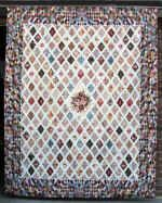 Jane Austen's coverlet again - this is the instructions for making your own reproduction.
