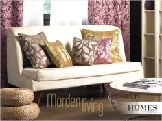 Add that touch of morden living to your #Home with special #Collections from #HomesFurnishings. Explore more on www.homesfurnishings.com #HomeFabrics #Curtains #Upholstery #FineFabric #HomeDecor #Interior #Cushions