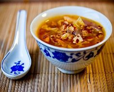 hCG Diet Cabbage Soup Recipe