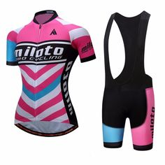 Aliexpress.com   Buy Cycling Jersey   Black Bib Shorts Set Women s Short  Sleeve Reflective Ciclismo Cycling Clothing Bib Kit Race Fit XS 5XL from  Reliable ... 6788deaa2