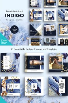 On sale till 1st August this lovely Instagram template set.  18 Instagram templates that can be used with Canva, photoshop & Illustrator. Great for promotions, instagram ads, blog graphics, mood boards etc. Click on over to #creativemarket to see whats included in the set.  (affil) #graphicdesign