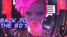 'Back To The 80's' | Best of Synthwave And Retro Electro Music Mix for 2...