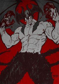 I'm Devilman!!!