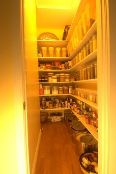 Entertaining From an Ethnic Indian Kitchen: Indian Pantry Organization