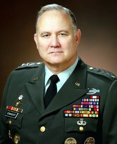 "General Norman Schwarzkopf US Army  The Epitomization of the Motto of The Point:  ""Duty, Honor, Country."""