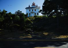 Yaquina Bay Lighthouse, Newport, OR-visited June 2008